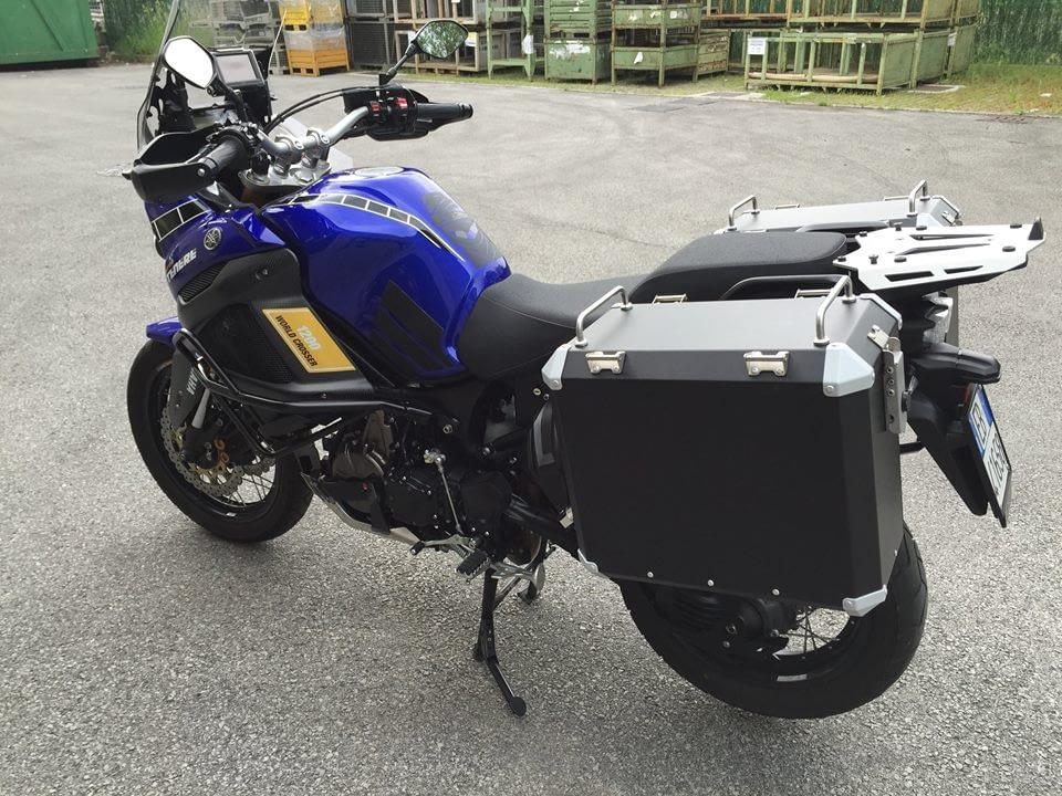 Yamaha SuperTenere Koffersystem 2